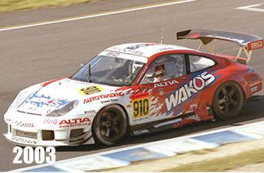 2003-910レーシング Car No.910 910 BORO アドバン ポルシェ ・平川
